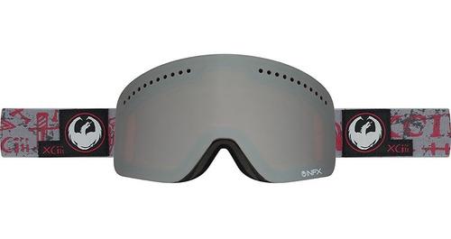 Antiparra Ski/snowboard // Dragon Nfx Tribe Red + Lente