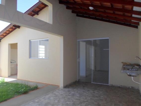 Casa Para Aluguel, 3 Dormitórios, Jardim Itamaraty - Mogi Guaçu - 880