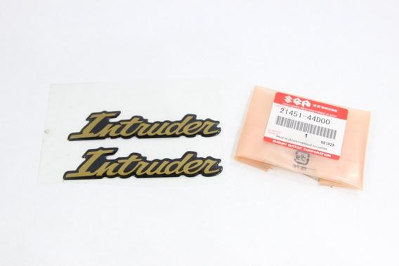Kit Adesivo Lateral Suzuki Intruder 125 2002-2016 (026)