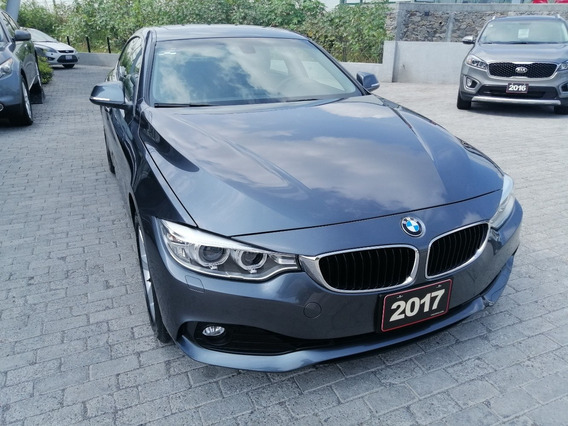 Bmw 420i Grand Coupe 2017 Gris