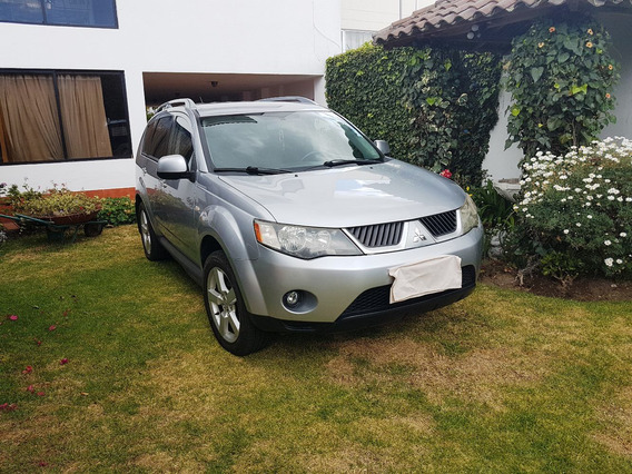 Mitsubishi Outlander 2009, Motor 2.4, Manual
