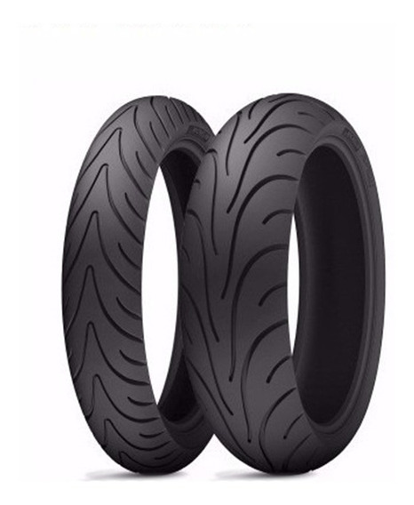 Par Pneu Moto 120/70-17 - 190/50-17 Michelin Pilot Road 2