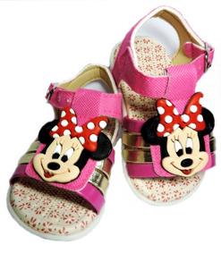 Sandália Baby Kids Disney Minie Baby - 29,99 Cada