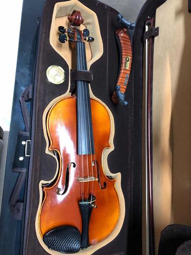 Imagem 1 de 5 de Violino Eagle Modificado Por Luttier