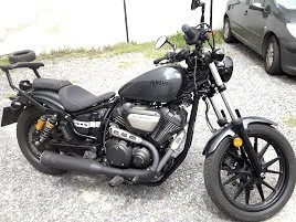 Yamaha Bolt 950 Impecable.