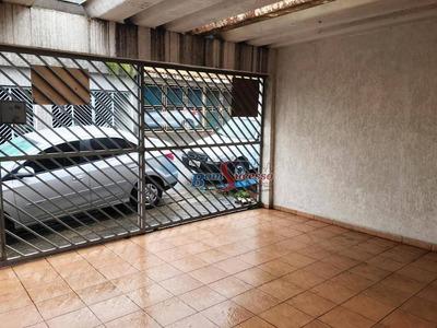 Casa Térrea Residencial À Venda, Chácara Mafalda, São Paulo. - Ca0482
