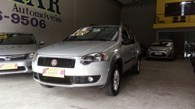 Fiat Palio Weekend 2011 1.4 Trekking Flex 5p