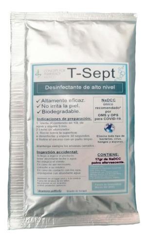 Imagen 1 de 1 de Desinfectante Klor De 17 Gr  (rinde 10 Lt De Solución)