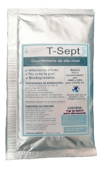 Desinfectante Klor De 17 Gr (rinde 10 Lt De Solución)