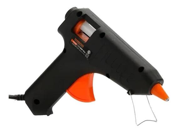 Pistola Encoladora Silicona 40w Barras 11,2mm Hamilton
