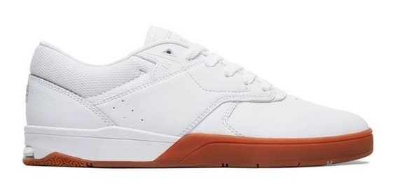 Tênis Dc Shoes Tiago S Imp White Gum