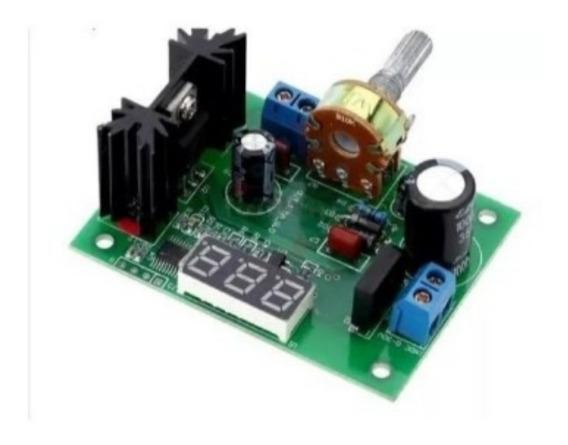 Regulador Lm317 Ajustável Step Down Arduino Com Garantia