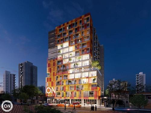Studio Residencial Para Venda, Moema, São Paulo - St6811. - St6811-inc
