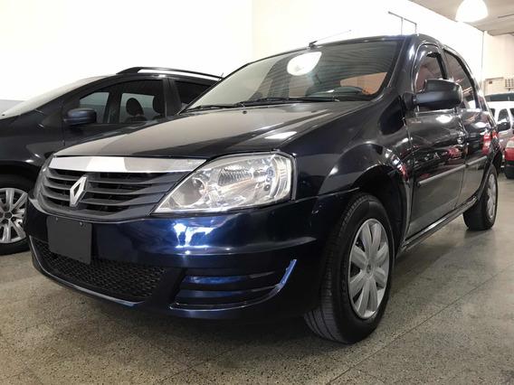 Renault Logan 1.6 Pack I Abcp+abs 2013 Ancipo280000y Cuotas