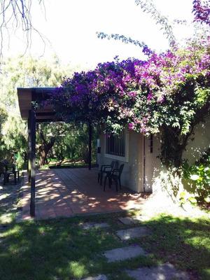 Hermosa Casa 2dorm, Parrillero + Bbcoa Cerrada, Gran Fondo
