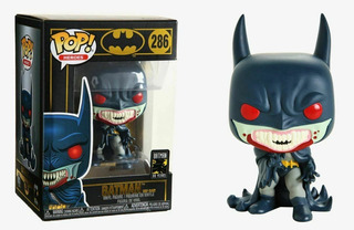 Funko Pop Batman 80th Red Rain Batman (1991)