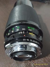 Vivitar Tele 70-210mm 1:35 Om Sys, Macro Focusing Auto, Zoom