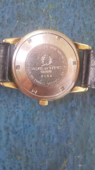 Relógio Solvil Geneve Titus 7544