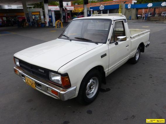 Nissan D-21 Mt 1750cc 4x2
