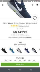8a0394dedb1 Tenis Nike Numero 35 Masculino - Tênis no Mercado Livre Brasil