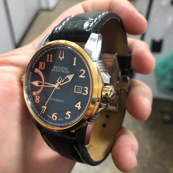 Relógio Bulova Accutron Automático