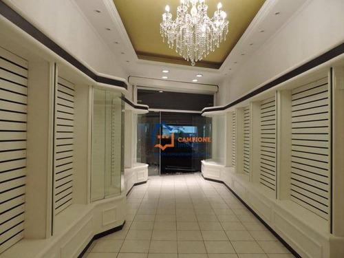 Salão Para Alugar, 60 M² Por R$ 1.900,00/mês - Casa Verde (zona Norte) - São Paulo/sp - Sl0034