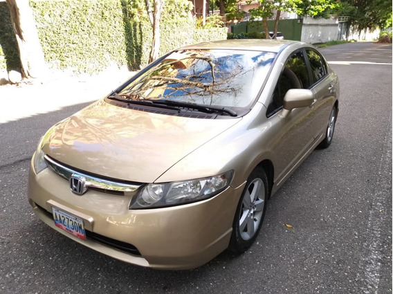 Honda Civic Emotion Sinc. Año 2008 Km 128.000