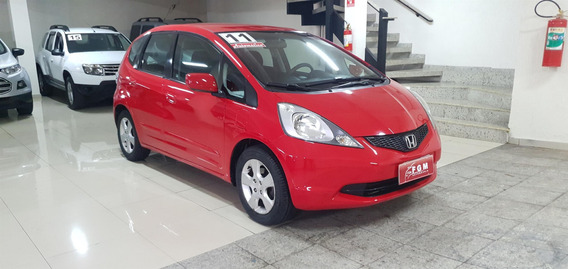 Honda Fit Lxl 1.4 Flex Aut 2011