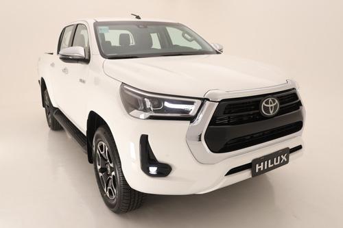 Imagen 1 de 14 de Toyota Hilux 4x4 Srx Automatica At 2.8