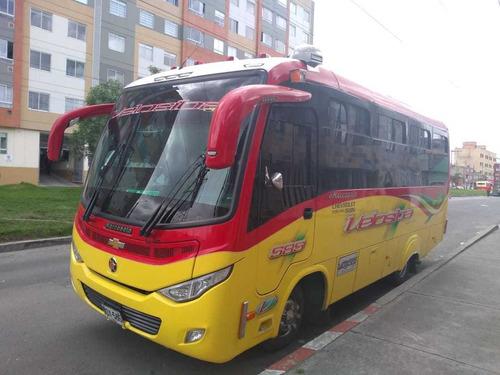 Buseta Chevrolet Npr 2.017 Sin Cupo Super Oferta!!