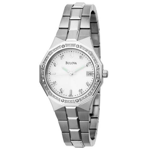 Relógio Bulova - 96r118 - Diamonds
