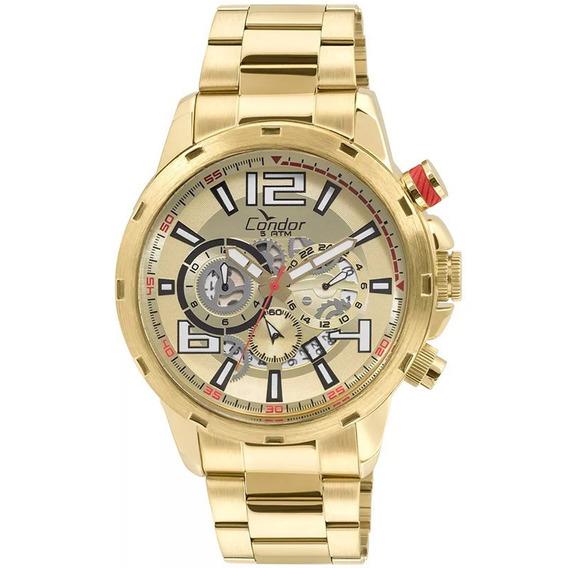 Relógio Condor Masculino Covd33az/4d C/ Garantia E Nf