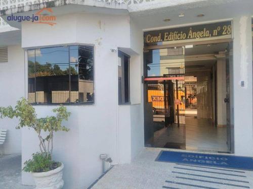 Apartamento Com 2 Dormitórios Para Alugar, 96 M² Por R$ 1.200,00/mês - Vila Betânia - São José Dos Campos/sp - Ap10997