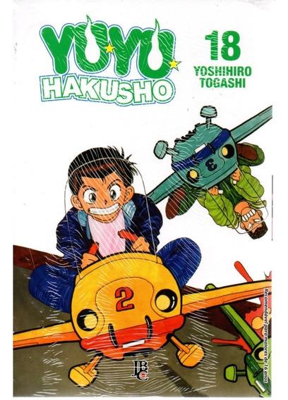 Yu Yu Hakusho 18 2ª Serie - Jbc - Bonellihq Cx248 E19