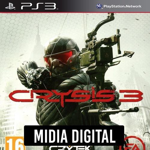 Ps3 Psn* - Crysis 3