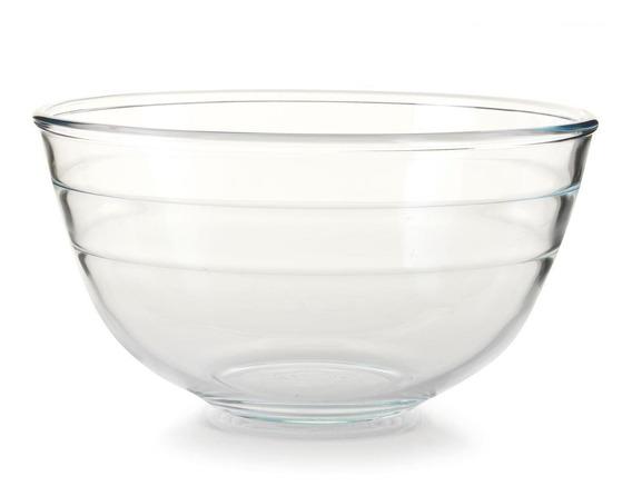 Bowl 24cm/3lts. Vidrio, Ocuisine