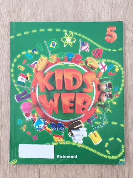 Livro Kids Web 5 + Cd Ed. 2010