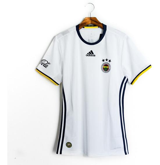 Camisa De Futebol Masculino Fenerbahçe 2016/17 adidas Bd6910