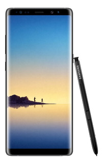 Samsung Galaxy Note 8 Sm-n950f Dual Sim Negro De 64gb (desbl