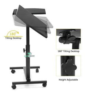 Mesa Para Laptop Tablet Pc Regulable Reclinable Movible