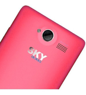 Celular Smartphone Sky Devices 5.0w Dual Sim 5.0 8mp 4g Pink