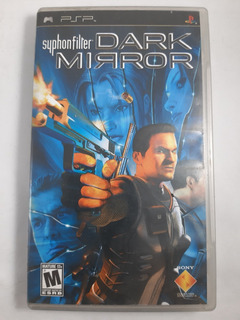 Juego Syphon Filter Dark Mirror Psp Original