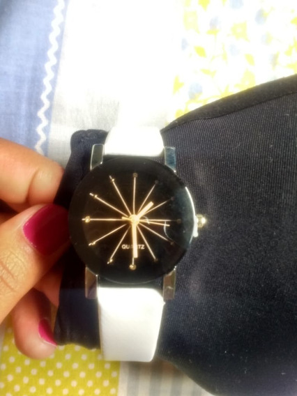 Relógio Feminino Geneva Quartz Casual Social Oferta