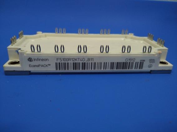 Igbt Marca InfineonFs100r12kt4g_b11