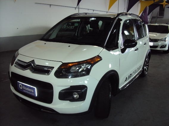 Citroen Aircross 1.6 Tendance 16v Flex 4p Manual