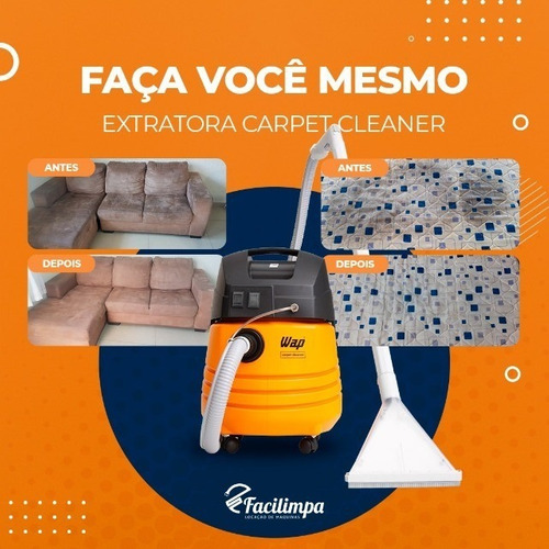 Aluguel De Máquina Para Limpar Estofados Em Florianópolis Sc