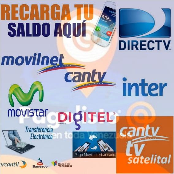 Recargas Telefónicas Y Pagos De Servicios