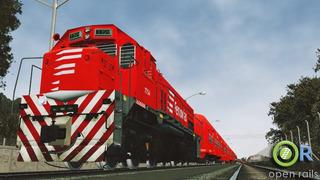 Ruta Para Open Rails Ferrocarril General Belgrano