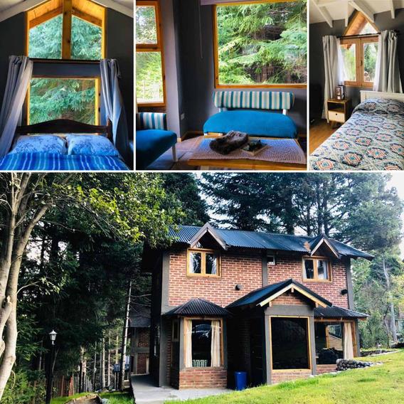 Alquiler Cabaña En Bariloche 6 Personas