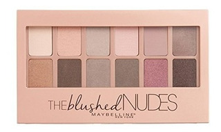 Maybelline Maquillaje Eye Shadow Palette The Blushed, Color